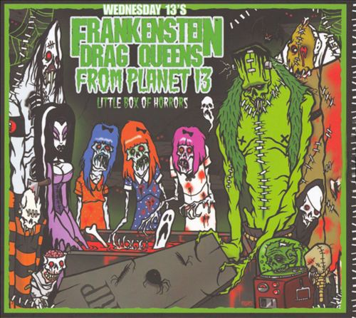 Frankenstein Drag Queens - Little Box of Horrors