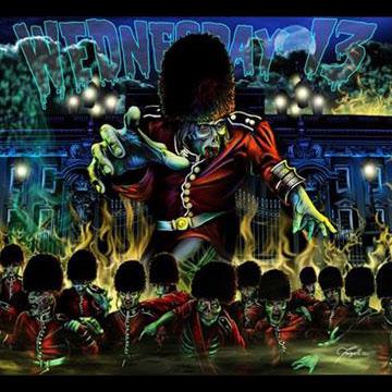 Wednesday 13 - Scream Britain Scream