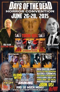Days Of The Dead indianapolis June 26-28, 2015